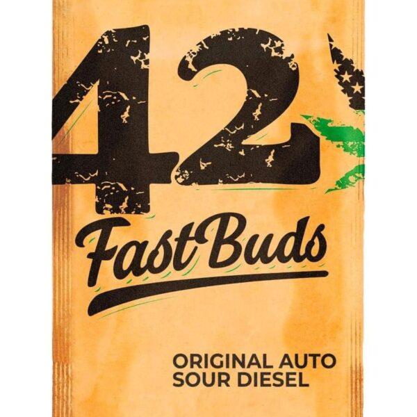 Original Auto Sour Diesel | Fast Buds Seeds